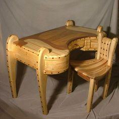 Ideolign furniture by Loren Venancio