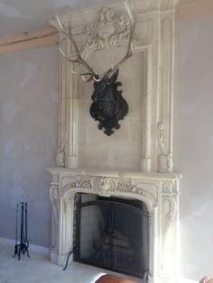 7 best fireplace mantels surrounds and hoods images fire places rh pinterest com