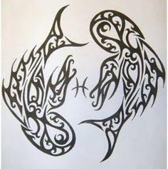 pisces tattoo designs