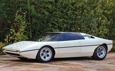 1974 - Bertone Lamborghini Bravo Concept