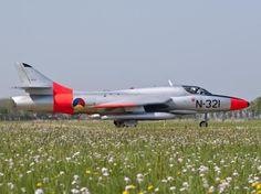 Hawker Hunter KLu