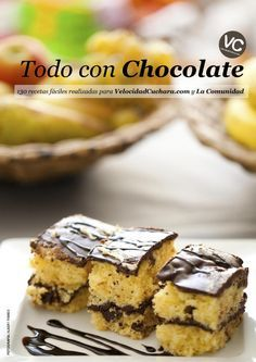 Recetas con chocolate. Thermomix.