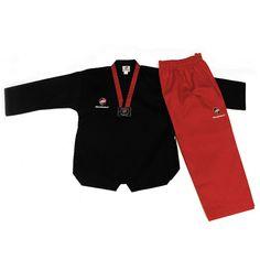 Adidas New ADI-CHAMP II TKD Uniform//Dan Dobok//Taekwondo Uniform//GI//KTA Version
