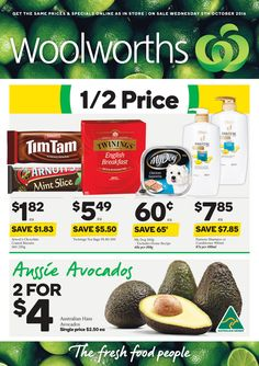 Woolworths Catalogue 5 - 11 October 2016 - http://olcatalogue.com/woolworths/woolworths-catalogue.html