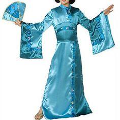 Geisha Girl Kids Halloween Costume