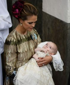 Princess Madeleine & Prince Nicolas.