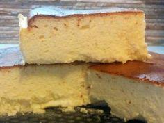 עוגת גבינה אפויה אוורירית