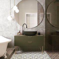 Groene kleur voor toilet?