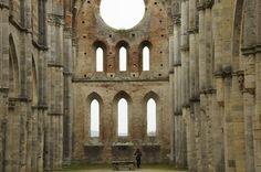 #maremma #abbazia di #sangalgano #italy #art #architecture