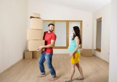 How should pregnant women handle moving? Here are seven common sense ideas for mothers to be when it comes to moving.