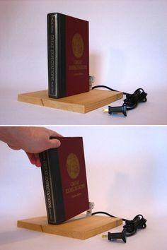 DIY Inpso: Secret Passage Switch