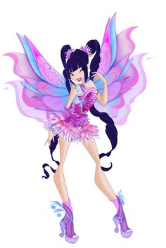winx club mythix | Tumblr