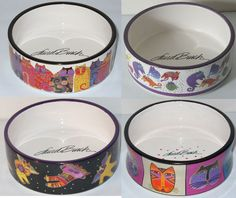 NEW Laurel Burch Ceramic Cat Food Water Dish Bowl Feline Designs~ Great Gift in Pet Supplies, Cat Supplies, Dishes, Feeders & Fountains Laurel Burch, Cat Supplies, Cat Food, Ceramic Art, Dog Bowls, Digital Camera, Great Gifts, Ceramics, Dishes