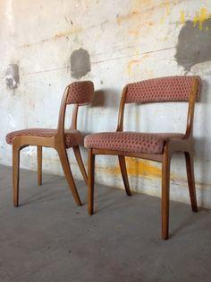 Suite de chaises Vintage