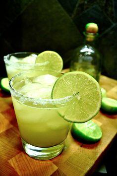 Skinny Margarita ~ Fed and Fit Paleo