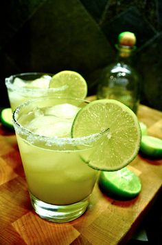 Skinny Margarita ~ Fed and Fit Paleo