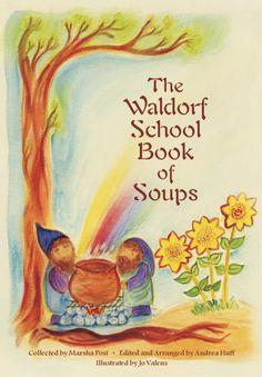 Kindergarten soup!