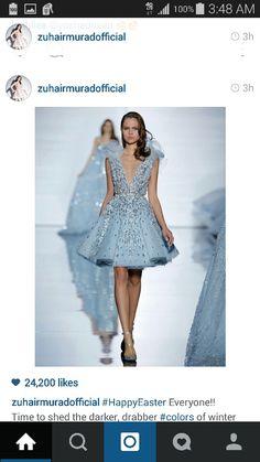 e42f1d8cba 47 Best Zuhair Murad Haute Couture Spring Summer images