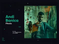 Artwork   Andi Banica- Ploaia