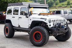Znalezione obrazy dla zapytania jeep wrangler custom