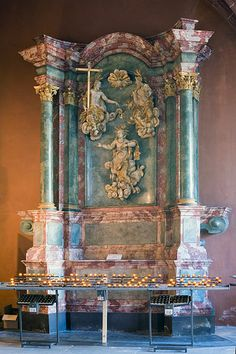Frankfurt Am Main-St Bartholomaeus-Maria-Himmelfahrt-Altar.