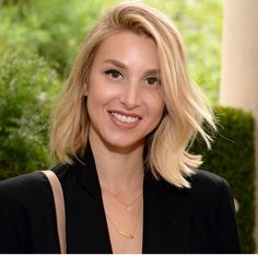 This just may happen. Whitney Port's lob (long bob)