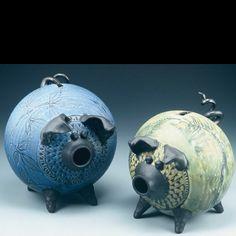 Suzanne Crane -Piggy Bank