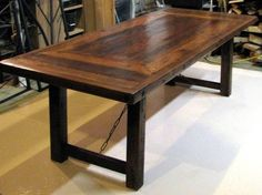 Reclaimed Barn Wood Dinning Room tables and complete sets