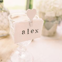 Top 7 Wedding Place Card Holders available from www.theweddingofmydreams.co.uk #wedding #theweddingofmydreams