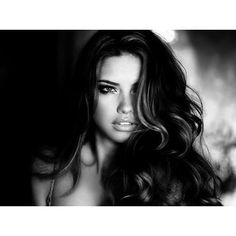 Big sexy hair.Natural beauty, Adriana Lime-Victoria's Secret