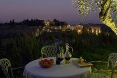 Cena al chiaro di luna...