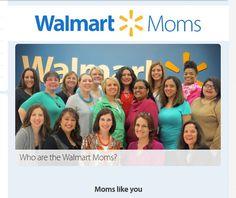 Walmart Moms