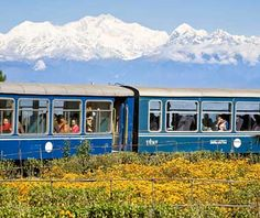 Worlds Most Scenic Train Rides - darjeeling himalayan railway