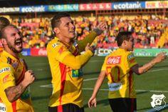 Club Sport Herediano, Verano 2014. Esteban Ramirez, Minor Diaz, Josimar Arias.