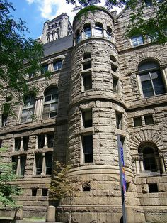 Allegheny County Courthouse - Pittsburgh, PA
