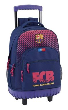 Safta Mochila Escolar Grande Con Ruedas F.C. Barcelona Corporativa Oficial 320x140x460mm: Amazon.es: Equipaje Fc Barcelona, Star Wars Shop, Funko Pop Vinyl, Boutique Shop, Marvel Dc Comics, Backpacks, Bags, Mini, Room