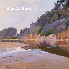 Marcia Burtt Gallery | Marcia Burtt pamphlet