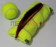 repurposed tennis balls