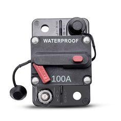 32V 100A 10way blade fuse block holder terminals circuit