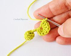 Buddha Bracelet – DIY Crochet Pattern – CrochetObjet by MoMalron