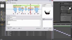 Automatic Lip Synch Of Cartoon Mouths (Papagayo to After Effects) by Atom. This is a short video to demonstrate the new Adobe After Effects javascript I wrote. This javascript reads the MOHO.dat file format, generated by the open source Papagayo software. The work flow is simple. You import your voice over audio track into Papagayo and do your initial voice synch using that tool. When you have a nice synch with the talking mouth you export the MOHO.data file for that particular take. In…