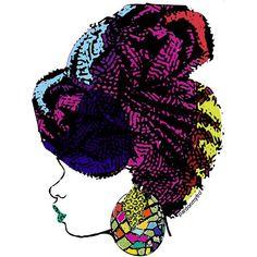 {SAGE} #freelancer #creative #colors  #pardonmyfro #art #designchick #digitalart  #afroart #naturalhairart