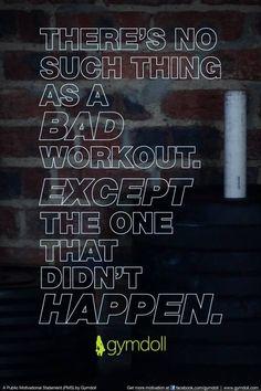 Workout motivation and inspiration!