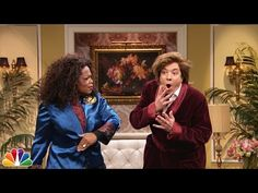 Watch Oprah and Jimmy Fallon's Hilarious Soap Opera Spoof!