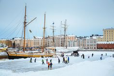 Helsinki is full of Winter Fun offers and events 15.1.-8.2.2015 !