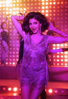140 Costumes for Anushka Sharma in 'Bombay Velvet' - India West: Bollywood Bollywood News, Bollywood Actress, India West, Most Beautiful Indian Actress, Anushka Sharma, Retro Look, Bollywood Celebrities, Retro Outfits, Indian Actresses