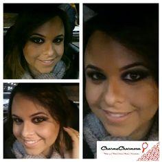 A pedidos está no ar a make Black Eyes e lista de produto usados!  #blogcharmecharmosa #blogger #blog #make #makeup #makeupideias #maquiagem #eumaquio #mua #smokyeyes #macrilan #maccampogrande #nyx #quemdisseberenice #maybelline  www.charmecharmosa.wordpress.com