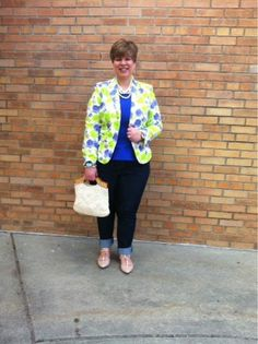 Sunday Style: May Florals