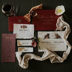 1920's wedding inspiration with a contemporary twist! How stunning is this stationery by @justmytype_nz