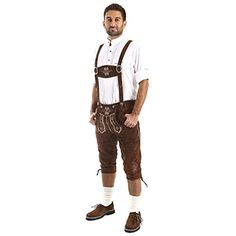 Mens Lederhosen, Shirt Bluse, Bikini Sets, Hipster, Mens Fashion, Tops, Sweatshirts, Style, Workwear